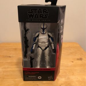 Star Wars - Black Series - Clone Trooper Lieutenant - Walgreens Exclusive for Sale in Chicago, IL