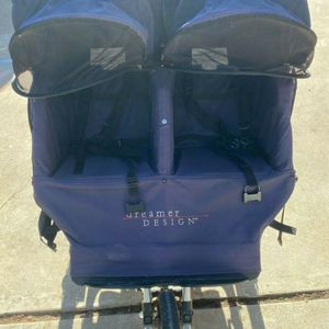 High End Jogger Double Stroller for Sale in Los Angeles, CA