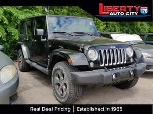 2017 Jeep Wrangler Unlimited for Sale in Libertyville, IL