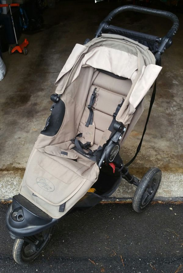 Baby Jogger City Elite with Rain Cover