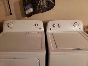 Kenmore washer and dryer for Sale in Chesapeake, VA