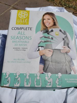 $55 LILLE BABY CARRIER for Sale in Las Vegas, NV