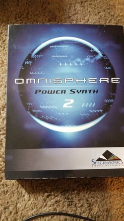 Spectrasonics omnisphere 2 power synth for Sale in Murfreesboro,  TN
