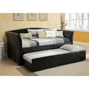 Brand new Twin day bed with trundle for Sale in Milwaukee, WI
