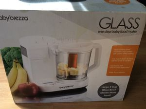 Baby brezza baby food maker in box for Sale in Rolling Hills Estates, CA