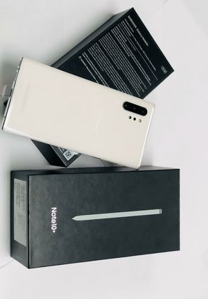 Samsung galaxy note 10 plus 256 gig unlocked for Sale in BVL, FL