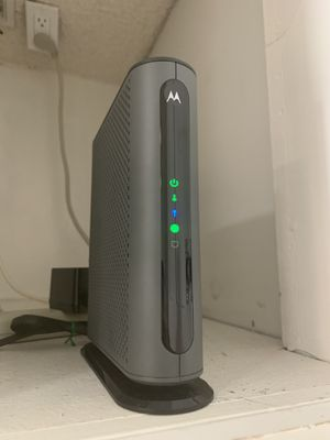 Motorola MB7621 Cable Modem for Sale in San Clemente, CA