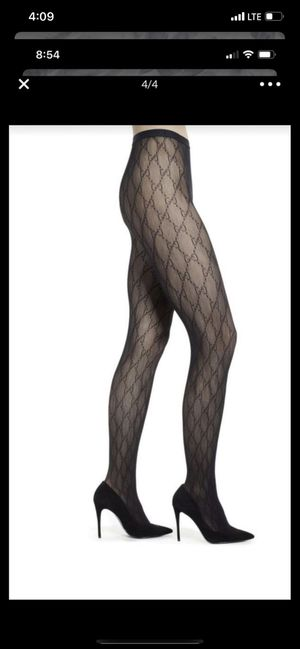 Gucci interlocking tights pantyhose for Sale in San Diego, CA