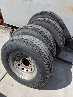 9.50 X 16.5LT Wheels for Sale in Livermore, CA
