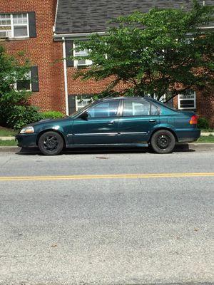Honda civic 97 for Sale in Riverdale Park, MD