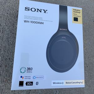 New Sony Wh-1000xm4 for Sale in Ontario, CA