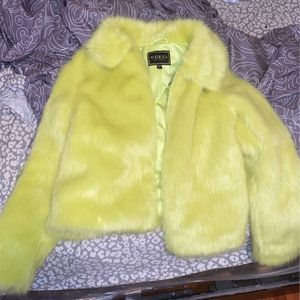 New Small Fur Coat & 8.5 Tied Up Heels To Match Come Get It Pickup Only Austin,IL for Sale in Chicago, IL