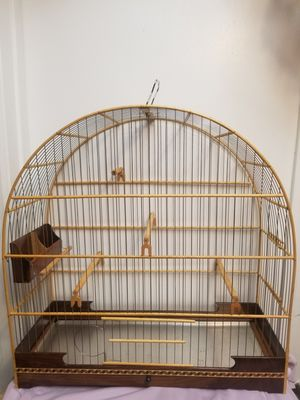 Brazilian bird cages for sale. #5 for curio and bicudo for Sale in Pompano Beach, FL