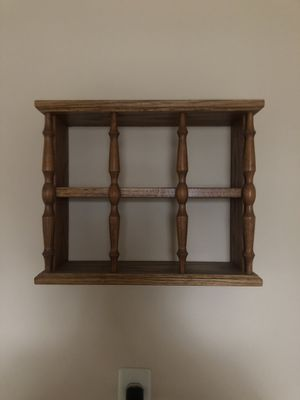 Wood- Wall Decor/ Shelving for Sale in Parma, OH