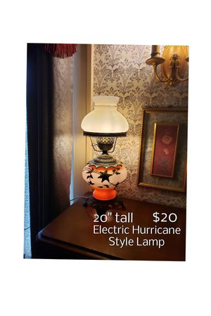Vintage Lamp $20 for Sale in Wellington, OH