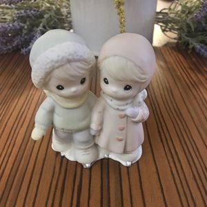 Vintage Precious Moments Hank & Sharon Figurine for Sale in Jersey City, NJ
