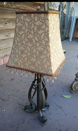 Table lamp for Sale in Stockton, CA