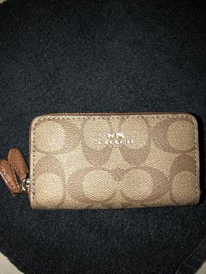 Coach Small Double Zip Wallet (brand new) for Sale in Bridgeport, CT