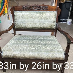 Antique Love Seat for Sale in Suttons Bay, MI