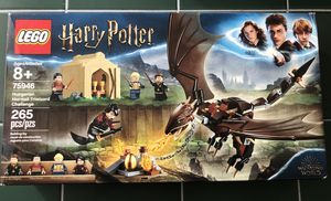 $25 LEGO Harry Potter Hungarian Horntail Triwizard Challenge 75946 (265 Pieces) for Sale in Las Vegas, NV