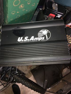 US audio amps 3 of them for Sale in Odenton, MD