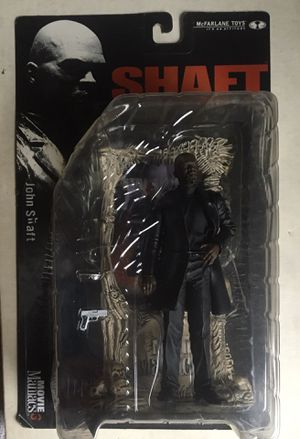 McFarlane Shaft Movie Maniacs Figure for Sale in Redford Charter Township, MI