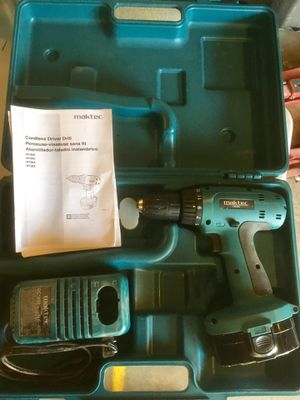 Makita Maktec MT065 18v drill for Sale in Kansas City, KS