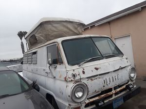 1969 dodge a 108 van camper for Sale in El Monte, CA