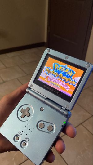Gameboy Advance SP for Sale in Tolleson, AZ