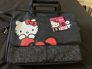 Hello Kitty lap top carrier for Sale in San Gabriel, CA