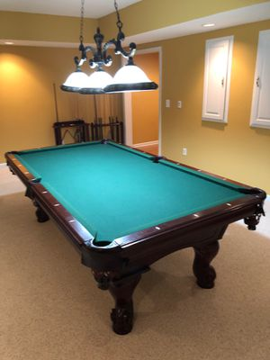 American Heritage Billiards Table for Sale in Stone Mountain, GA