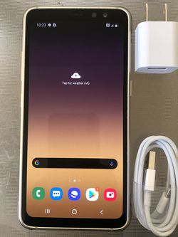 Samsung Galaxy S8 Active 64gb Unlocked (good Condition) for Sale in Hawthorne,  CA