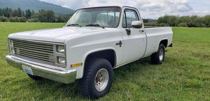 1985 Chevrolet K10 Silverado 4x4 Chevy C/K for Sale in North Bend, WA