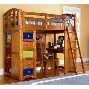 Pulaski Bearrific loft bed $600 or best offer for Sale in Holladay, UT