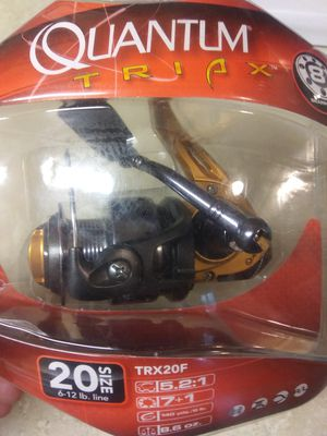 Quantum fishing reel brand new for Sale in Lake Stevens, WA