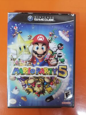 Mario Party 5 for Nintendo Gamecube for Sale in Brooklyn, NY