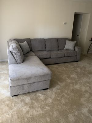 Grey Sectional for Sale for Sale in Alexandria, VA