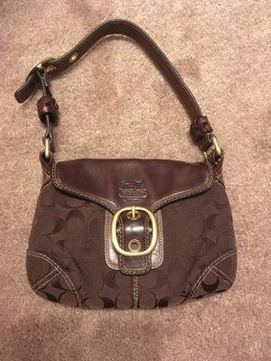 Brown Coach purse for Sale in Fort Walton Beach, FL