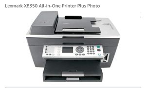 All-in-One! Lexmark X8350 for Sale in Silver Spring, MD