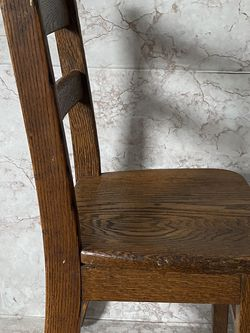 Vintage Children's Chair - Solid wood for Sale in Glen Burnie,  MD