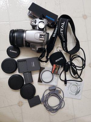Digital camera Cannon EOS Rebel XT for Sale in Concord, NC