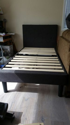 Twin bed frame for Sale in GLMN HOT SPGS, CA