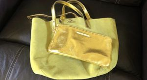 Tiffany and co Leather Reversible Suede Tote Bag for Sale in Los Angeles, CA
