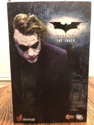 Hot Toys The Dark Knight - The Joker for Sale in San Antonio, TX