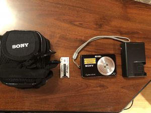 Sony camera bundle for Sale in Twinsburg, OH