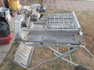 """7"""" wet saw in good condition for Sale in Phoenix, AZ"""