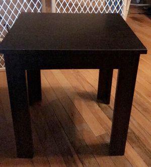 Coaster Fine Furniture Side table - Cappuccino for Sale in Chicago, IL