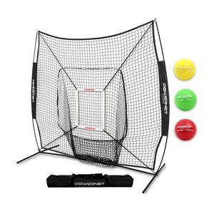 Baseball Fastpitch Softball 7x7 Hitting Net NEW W WARRANTY for Sale in Reedley, CA
