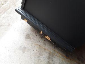 Style mark American n wilkesboro n.c. dresser or tv stand or hutch for Sale in Saginaw, MI