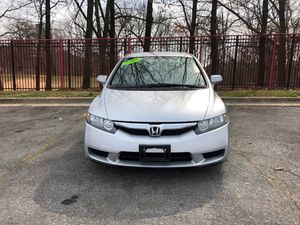 2009 Honda Civic LX for Sale in Chillum, MD